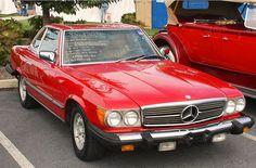 1985 Mercedes 380SL