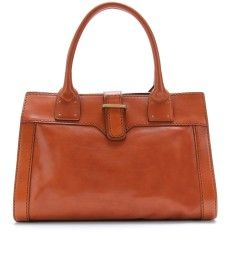 Chloé - OVERSIZED ZIPPER DETAILED GLOSSY LEATHER TOTE - mytheresa.com GmbH