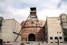 Museo minería de Asturias