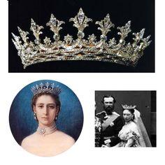 Grand Duchess Alice of Hesse - Tiara