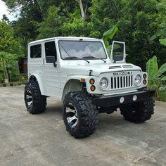 Jeep Cars, Jeep Truck, Jimny Suzuki, Suzuki Cars, Nissan Patrol, Mini Trucks, Japanese Cars, Modified Cars, Cool Toys