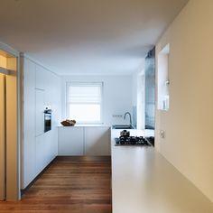 küche waschmaschine hinter schiebetür verstecken | Einrichten ...