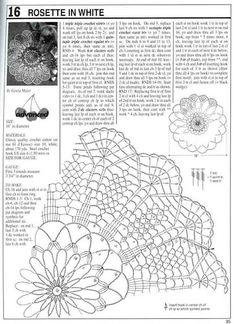 Decorative Crochet Magazines 61 - Gitte Andersen - Álbuns da web do Picasa