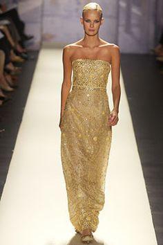 Oscar de la Renta Spring 2003 Ready-to-Wear Fashion Show: Complete Collection - Style.com