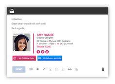 Wisestamp: maak een aantrekkelijke emailhandtekening