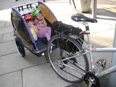 Cheap Bicycle Trailer