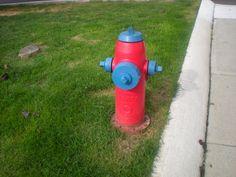 Hydrant/Mississauga Ontario