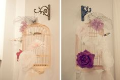 birdcage display for birdcage veils