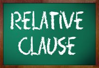 non-defining Relative Clauses, Calm, English
