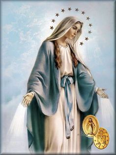Our Queen Mother in heaven Queen Mother, Mother Mary, Mother In Heaven, Juan Pablo Ii, Blessed Virgin Mary, Roman Catholic, Christianity, Princess Zelda, God