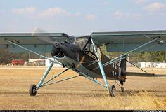 Fieseler Fi-156A-1 Storch  N111FS / SU+LL (cn 204)