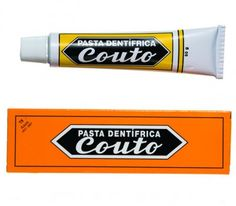 A Pasta Medicinal Couto marcou a sociedade portuguesa. Actualmente ainda se pode encontrar à venda