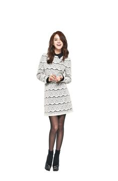 YESSE WINTER 2013 CAMPAIGN WITH SONG JI HYO  http://couch-kimchi.com/2013/10/26/yesse-winter-2013-campaign-with-song-ji-hyo/
