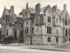 CRAIGENDS HOUSE, Houston, Renfrewshire, Scotland. Copyright © Paisley Museum & Art Gallery.