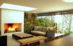 Jardines de invierno de estilo moderno de BRAESCHER FOTOGRAFIA