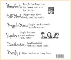 Where do you rank? Harry Potter