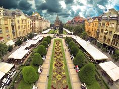 Find images and videos about romania, Timisoara and romania! on We Heart It - the app to get lost in what you love. Places Around The World, Travel Around The World, Around The Worlds, Romania Facts, Places To Travel, Places To See, Timisoara Romania, Foto Top, Visit Romania