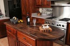 Image result for wood countertops
