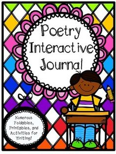 Interactive Poetry Journal!