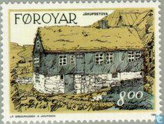 Faroe Islands - Buildings 1992