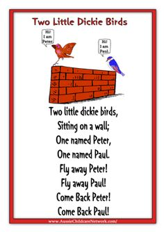 Link has lots of children's songs to print Preschool Poems, Rhyming Poems, Kindergarten Songs, Rhyming Activities, Nursery Rhymes Lyrics, Old Nursery Rhymes, Nursery Songs, Songs For Toddlers, Rhymes For Kids
