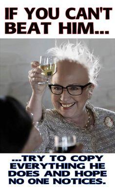 Have you seen the new Hillary? Vote Bernie Sanders 2016 #TheRealDeal  Ha ha ha ha ha ha …We Must VOTE FOR BERNIE! #FeeltheBern