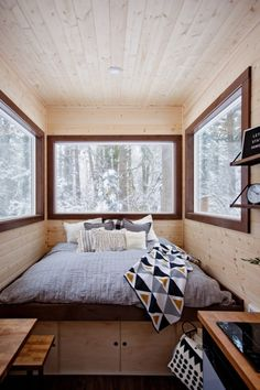 The Vantage Tiny House by Tiny Heirloom