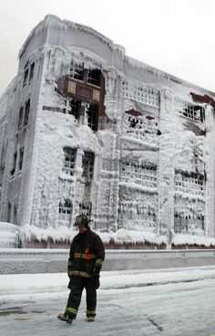 Chicago Building Fire, Editorial, world architecture news, architecture jobs
