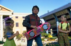 Everything 'Back to the Future Part II' Got Right and Wrong About 2015, According to Futurists