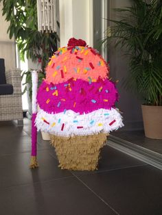 Candy themed Party Birthday Party Game Candy Party Decor Pi\u00f1ata Party Game Candy Bar Pinata Custom pinata
