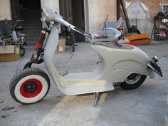 I really want a vespa one day