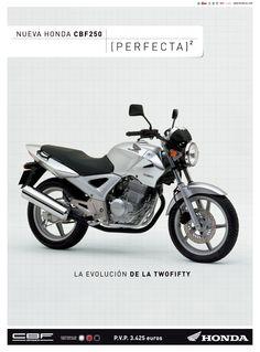 Gráfica Prensa / Honda Motos / CBF250 juannavarro.jnt@gmail.com