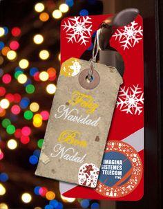 Agotando las últimas horas de trabajo antes de Nochebuena, os queremos desear una muy ¡Feliz Navidad!