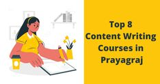 Do you belong to the Sangam City which is also popularly known as Prayagraj and looking for top Content Writing Courses in Prayagraj? Well, to help you find the right Content Writing Course in Prayagraj, we have brought for you the top Top 8 Content Writing Courses in Prayagraj. Content Writing Courses, Top Top, Writer, Reading, City, Reading Books, Cities, Writers