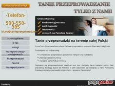 Przeprowadzki Warszawa - Katalog Stron - Najmocniejszy Polski Seo Katalog - Netbe http://www.netbe.pl/firmy,wedlug,branz/przeprowadzki,warszawa,s,6951/