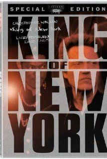 Directed by Abel Ferrara. With Christopher Walken, David Caruso, Laurence Fishburne, Victor Argo. A drug kingpin is released from prison and seeks to take total control of the criminal underworld in order to give back to the community. Internet Movies, Movies Online, Top Movies, Movies To Watch, Theresa Randle, Colorful Movie, Harold Perrineau, David Caruso