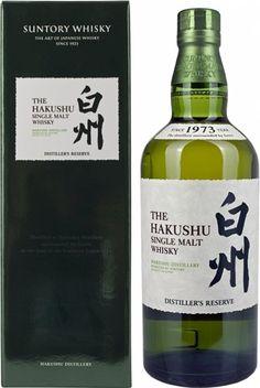 Suntory Hakushu Reserve Single Malt Whisky 70 cl