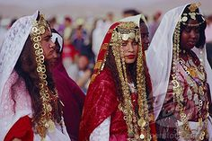 Africa | Traditional berber wedding, Tataouine Oasis, Tunisia.  | © Robert Harding Picture Library