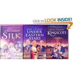 Linda Chaikin books the East India series.  Love reading these!
