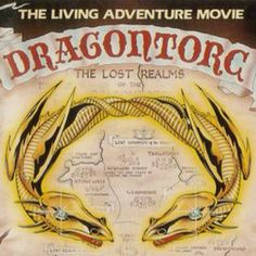 Dragontorc. Spectrum 48k