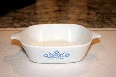 Corning Ware Pan//Small Corning Ware 1 3/4