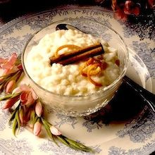 Recipe: Microwave Rice Pudding (using cooked rice, 1980's) - Recipelink.com