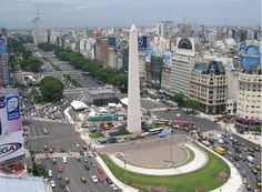 Conheça Buenos Aires e os bairros  tradicionais como La Boca, Palermo e Ricoleta que encantam o turista.