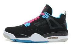 bd11dea49131 Air Jordan 4 Retro South Beach Black Dynamic Blue-White-Vivid Pink For Sale  Air Jordan 4 - Nike official website Up to discount