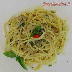 Spaghetti agli aromi