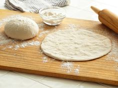 Best 5 Pizza Dough Recipes #Pizza