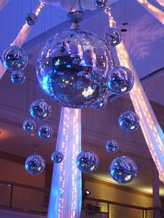 Perfect add to the dance floor of your wedding reception designed by Socially Artistic Events.