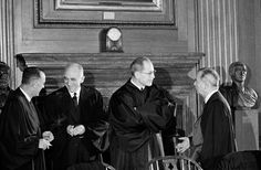Judge Gorsuch's Supreme Court confirmation hearing, starting Monday, is likely to reflect the brutal politics of a polarized era. As he himself wrote, it wasn't always this way. Sounds a bit downplayed. Food fight? Like in kindergarten? Won't he be a lovely addition to the only institution (judicial branch) actually willing to foil Trump unlike the main body of Congress (legislative branch). Where did those darn checks and balances go?