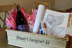 Mommy's Emergency Kit #ad #CallieCrew msg 4 21+