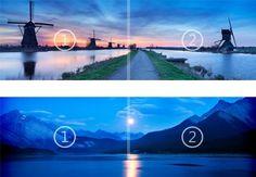 8 temas panorâmicos para Windows 8